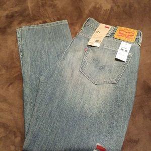 NWT Men's Levi's Jeans 38x30